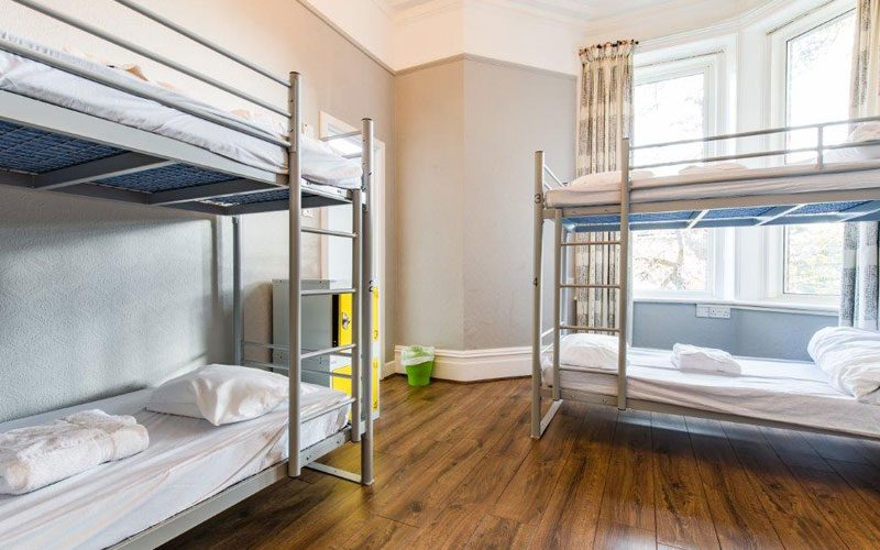 Group bunk bedroom Bournemouth